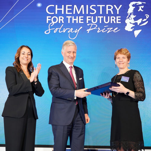 Chemistry for the Future Solvay Prize March 2020