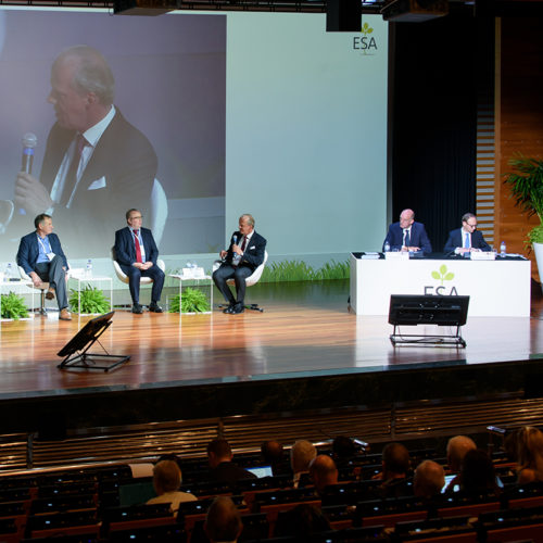 ESA Annual Meeting 2018-Madrid